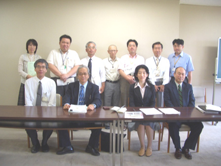 FRI in Kashiwa City Office on June 2007