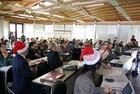 クリスマス講演会場2012